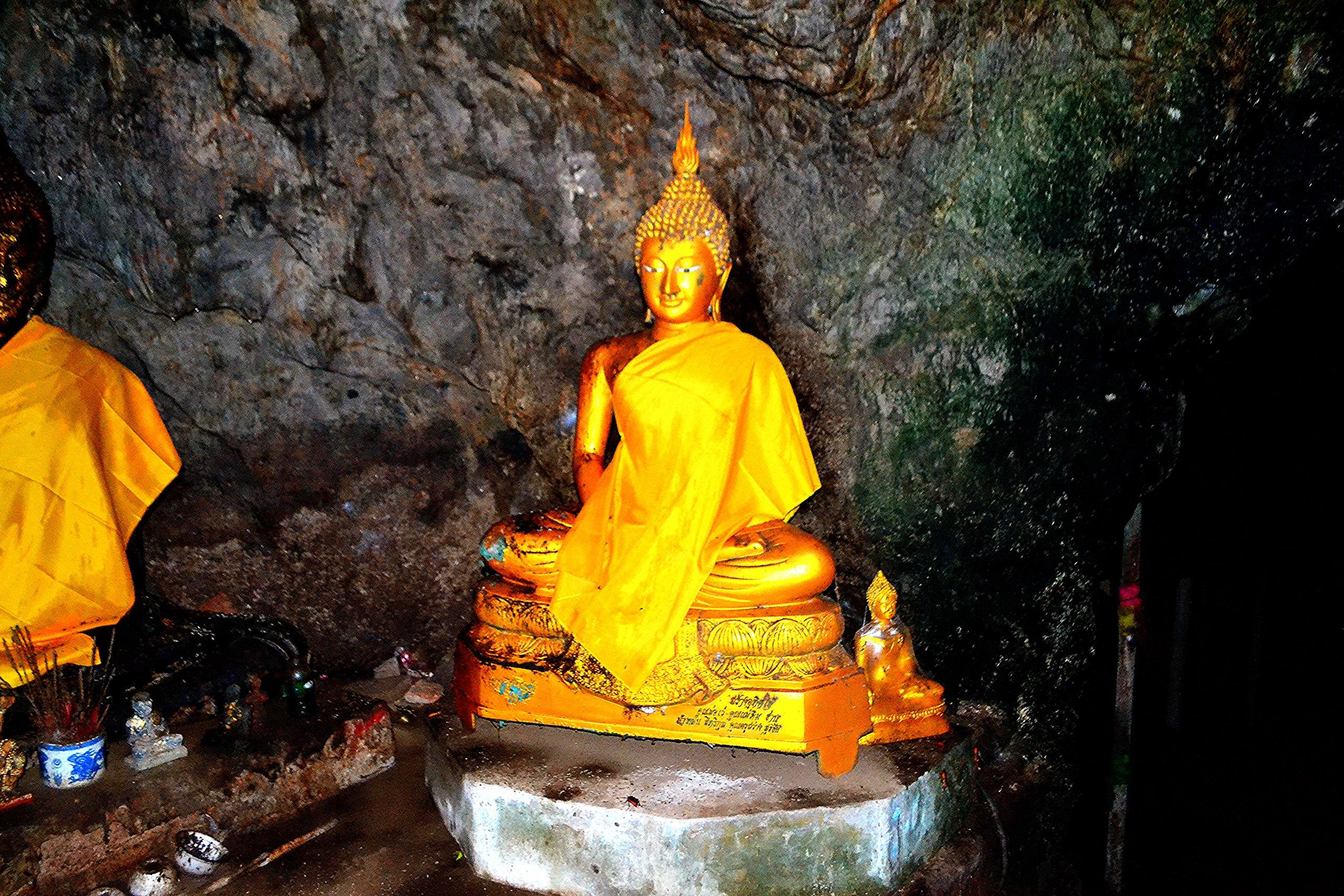 Елена Руденко (Валтея). Таиланд. Таиланд. Paтчaбуpи: Пещера страха, Пещера мышей, Буддийский храм 56YZKA-6wmg