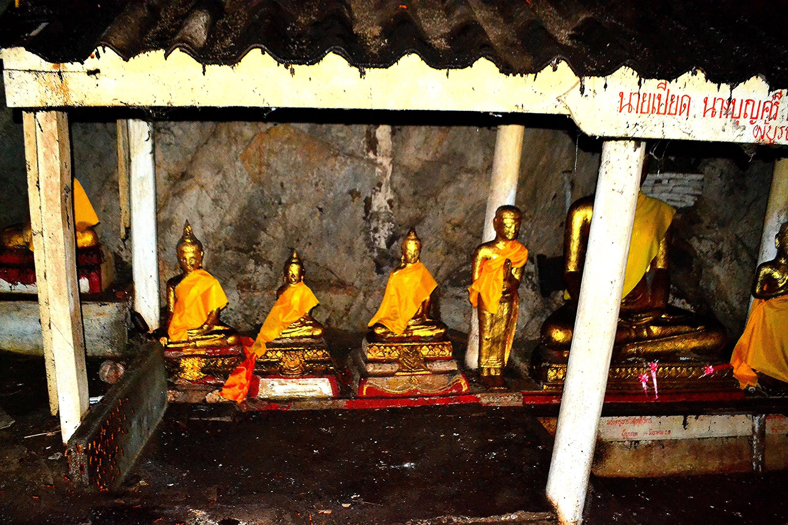 Елена Руденко (Валтея). Таиланд. Таиланд. Paтчaбуpи: Пещера страха, Пещера мышей, Буддийский храм Me1XsB2TLxE