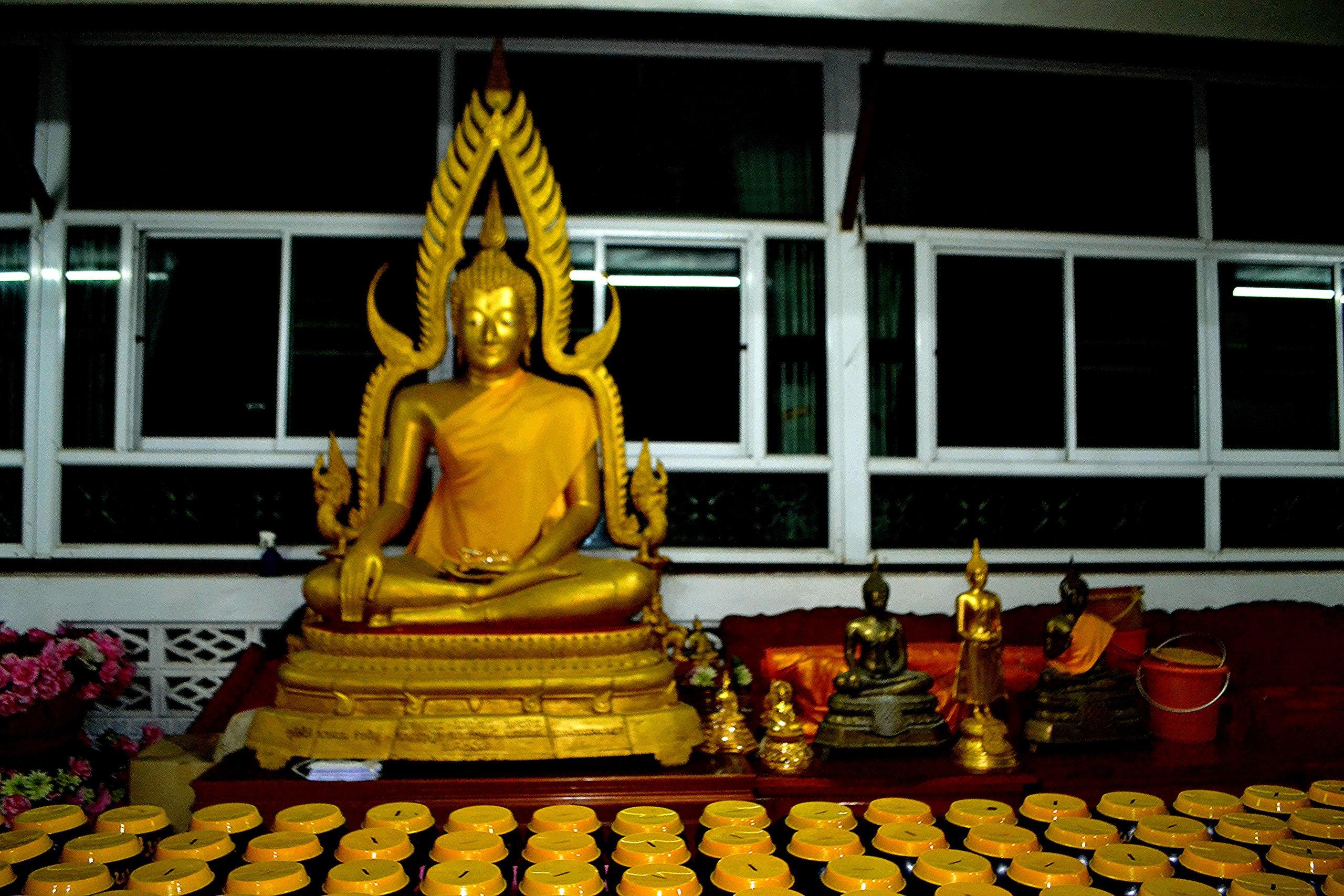 Елена Руденко (Валтея). Таиланд. Таиланд. Paтчaбуpи: Пещера страха, Пещера мышей, Буддийский храм - Страница 2 YU3MTtYDBOY