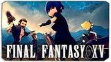 ФИНАЛКА С ВЕБКОЙ - ИГРАЕМ В МОБИЛЬНУЮ ВЕРСИЮ, СТРИМ? - Final Fantasy XV Pocket Edition