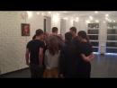 Как танцевать на людной милонге. Семен Кукормин