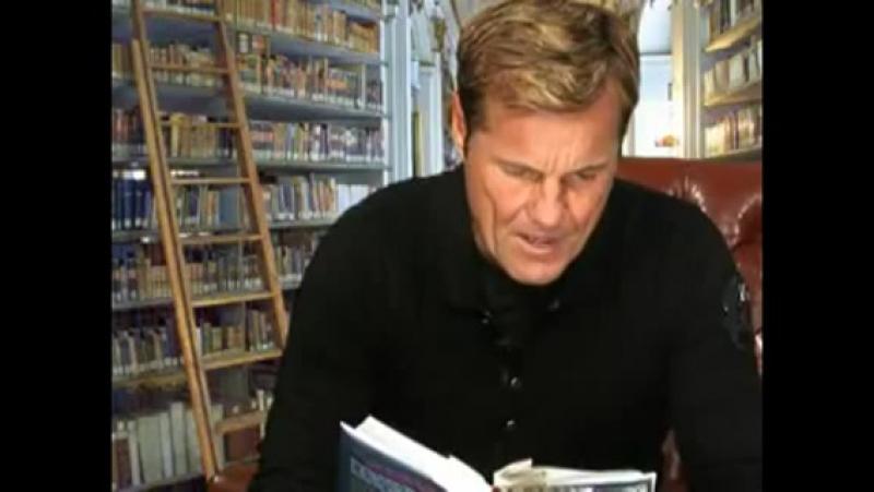 Dieter Bohlen liest Der Bohlenweg