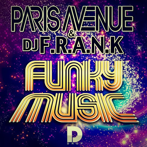 Paris Avenue альбом Funky Music