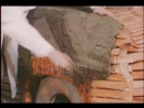 Stock-footage-artists-make-scale-sized-clay-models-of-new-cars-in-the-s-s