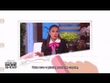 Ellens Sketchbook_ Salma Hayeks Cake-tastrophe