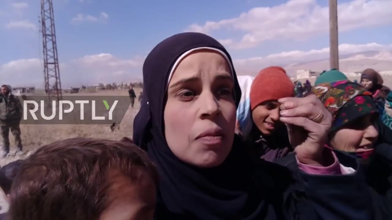 Syria: East Ghouta residents: They used us as human shields