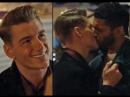 Алексей Воробьев целует гея в сериале Нереально UnREAL