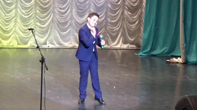 Концерт в честь конкурса Учитель года 2017 . Дворец Ю. А. Гагарина.