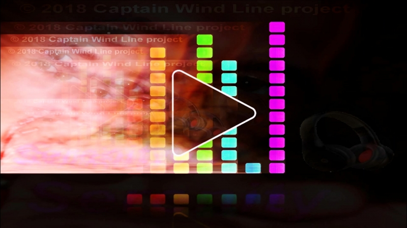 Captain Wind Line project - Serenity Party 8 (Track 8)