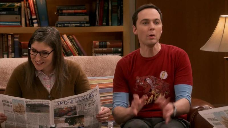 The.Big.Bang.Theory.S11E13 Разговоры о работе