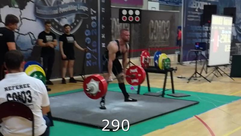 Чемпионата Восточной Европы 01.10.17 СПР