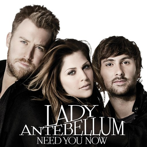 Lady Antebellum альбом Need You Now