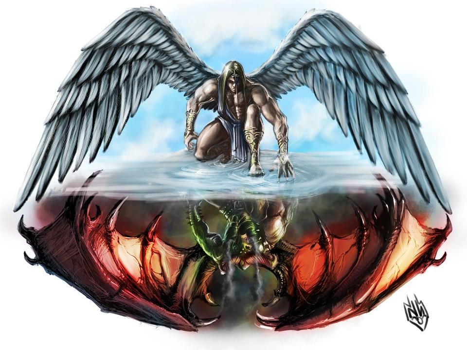 angel vs devil - 960×720