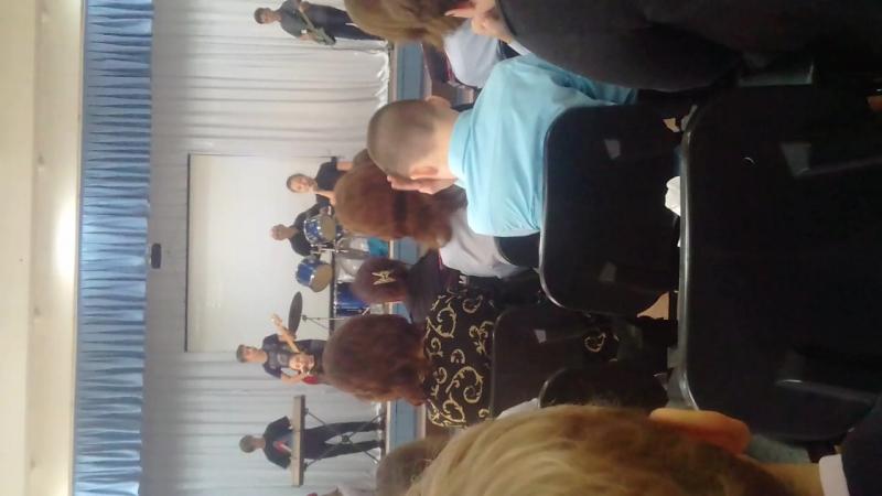 Группа БОЛЬШАЯ ПЕРЕМЕНА, школа №45