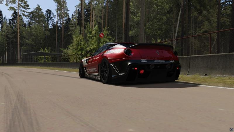 Ferrari 599XX | BIKERNIEKI