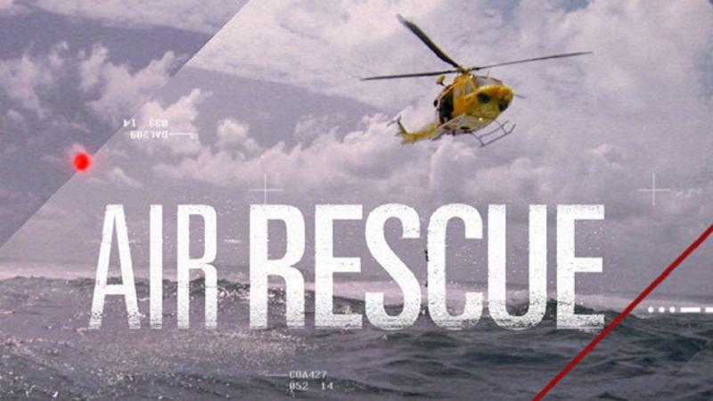 Воздушные спасатели 3 сезон 3 серия Air Rescue