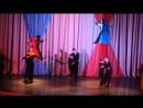 студия бального танца Ритм, г.Харовск, Румба Магия танца 2018