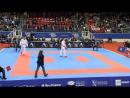 Karate1 Premier League Paris 2018 Horuna UKR Hassa Beigi IRI