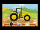 Мультик про Трактор Изучаем цвета_ Развивающий мультик для детей