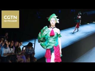 В Шанхае в университете Дунхуа открылся уникальный показ китайско-африканской моды