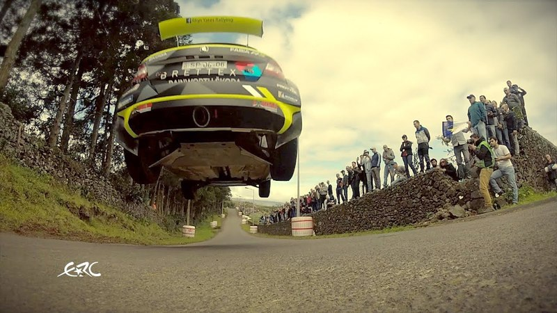 Azores Airlines Rallye 2018 - Jump!