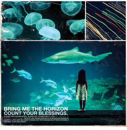 Bring Me The Horizon альбом Count Your Blessings