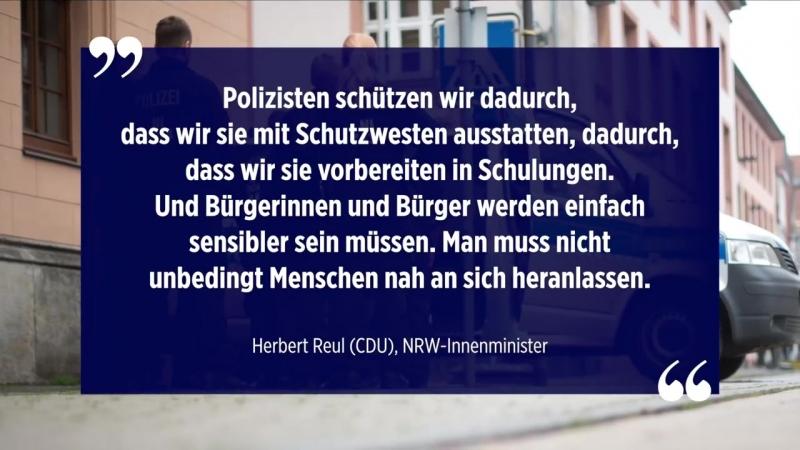 """ZDF fragt """"Steigt die Zahl der Messerattacken"""