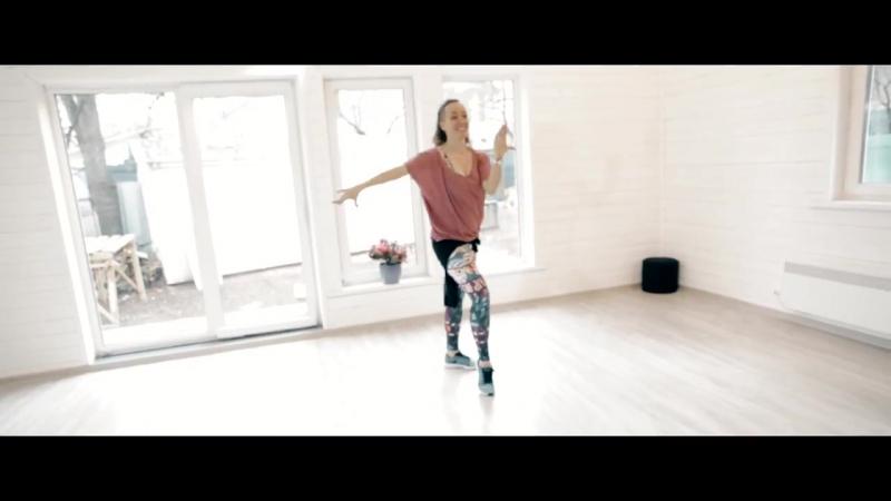 Reggaeton Lento Dance Cover - Choreography by Jane Kornienko