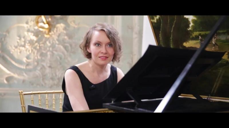 G. P. Telemann - Le clavecin par Marianna Henriksson - Le Quatuor par les Ambassadeurs