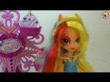Кукла пони Эпплджек - обзор игрушки My Little Pony Applejack «Equestria Girls»