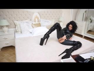 PornMeAnisyia Jasmin (web model , webcams , brunette , solo , bigtits )