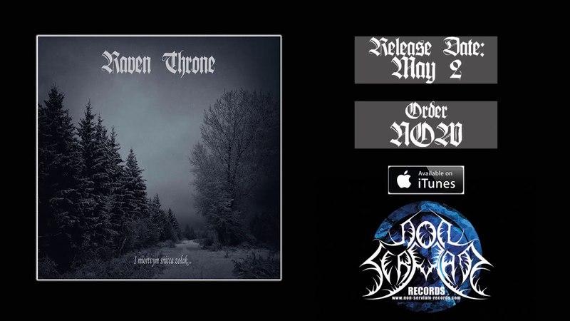 Raven Throne - Pole cicha šaptała kałossiem...