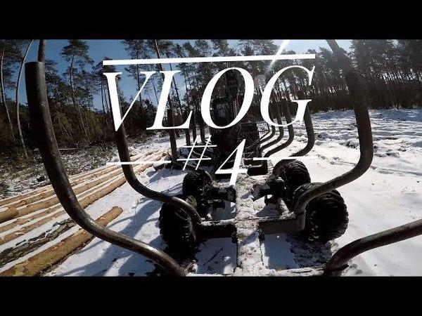 Vlog 4    Co z tą kłodą i o grodzeniu słów kilka    Okiem ZULa