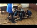 Вязание носилок Кадеты - 1