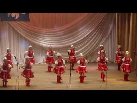 Ой, Вася, Василек Этот танец дарит удовольствие и улыбки. Пролисок 2015г. Алчевск ДК Строителей