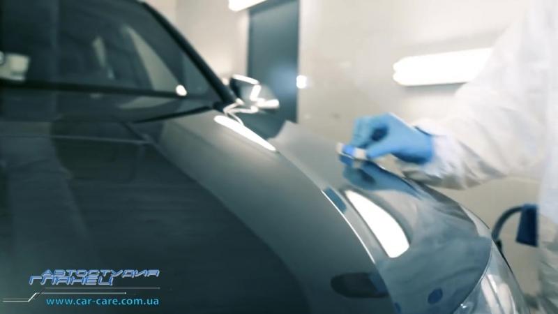Защита нового автомобиля нанокерамикой. Защитная полировка - нанокерамика. Автостудия Глянец.