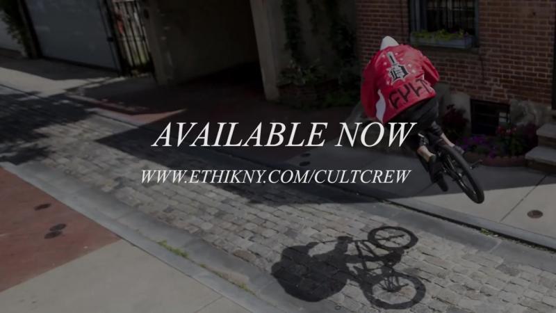 CULTCREW X ETHIK _ CHASE DEHART PROMO
