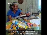 83-летняя Элиза Форти готовится к восхождению на вершину Анд