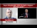 (7) Nuh ALBAYRAK Sayın Kılıçdaroğlu, Afrin ile ilgili o bilgileri size kim verdi - YouTube
