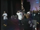 Outlawz - Performing Life Of An Outlaw _ Baby Dont Cry (Keep Ya Head Up II) on BET Live from L.A.