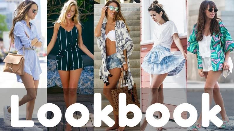 Latest Summer Dresses Outfit Ideas Fashion Trend 2018   Summer Fashion Lookbook