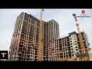 Ускоренное видео о ходе строительства ЖК Уфимский Кремль - январь 2018