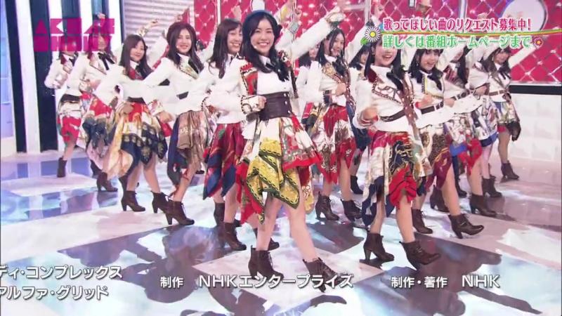 SKE48 - Natsu yo, Isoge! (AKB48 SHOW! ep 161 от 22 июля 2017)