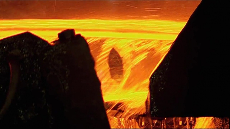 Как нас создала Земля 4.Огонь