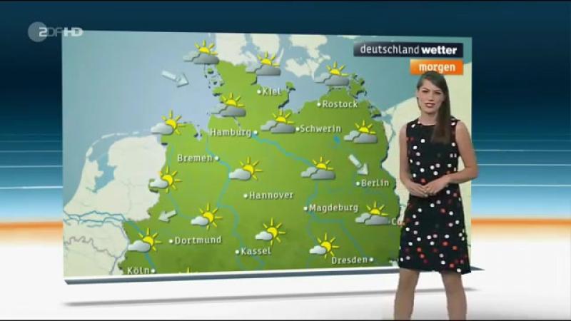 Прогноз погоды (ZDF [Германия], 13.06.2017)