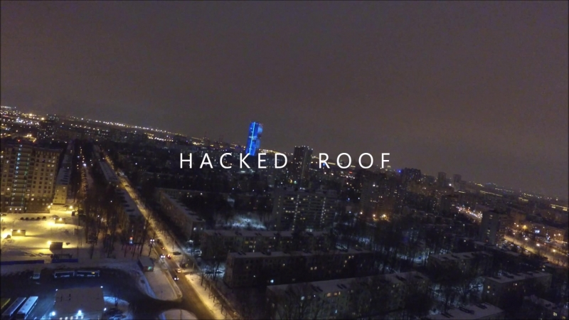 HACKED ROOF 9
