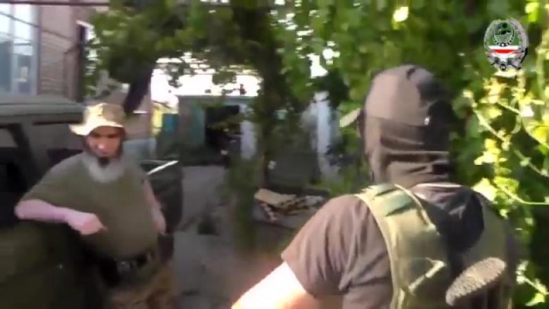 Нохчи в Украине Показали Свою Боевую Машину, Потому Что Хотели [Лето-2016, CHE, 18] Mp4