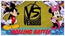 Битва Замков castle clash Rolling Battle роллинг батл против девушки 10000 gems 16 легендарных карт