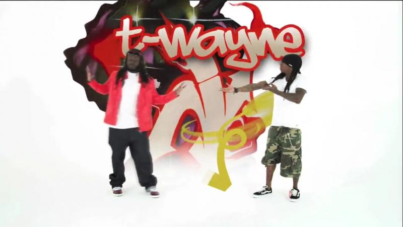 Detail x Lil Wayne x T-Pain x Travie McCoy - Tattoo Girl (Foreva) (2010)