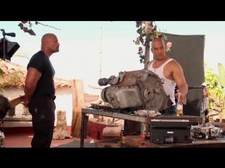 Вин и Дуэйн (Vin & Dwayne) (Diesel & The Rock)